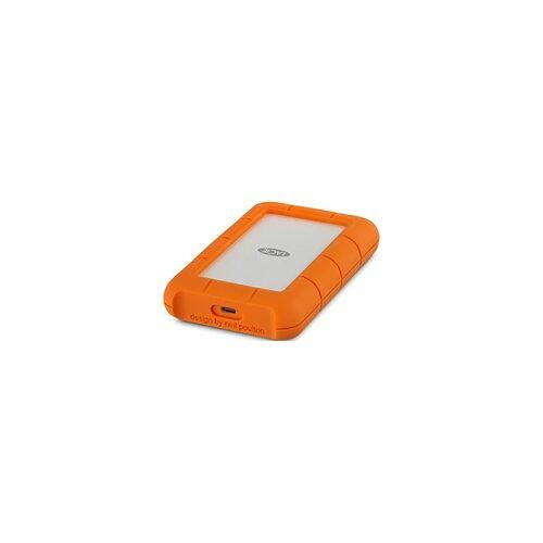 LaCie Harddisk Rugged USB-C (Mobile Drive) 4TB