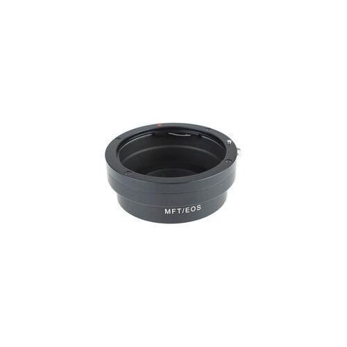 NOVOFLEX Adapter für manuelle EF-Objekt. an MicroFourThirds Kameras #MFT/EOS