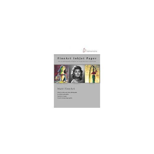 HAHNEMUEHLE HAHNEMÜHLE Photo Cards Rag 308g/m² A5 30 Blatt