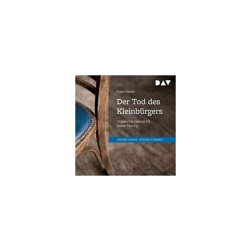 Der Tod des Kleinbürgers als Hörbuch Download von Franz Werfel