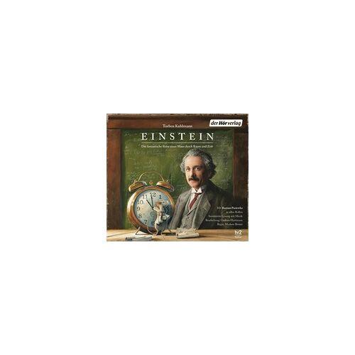 Einstein als Hörbuch CD von Torben Kuhlmann