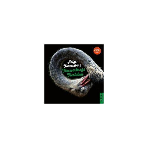 Timmerbergs Tierleben als Hörbuch Download von Helge Timmerberg