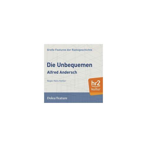 Die Unbequemen als Hörbuch Download von Alfred Andersch