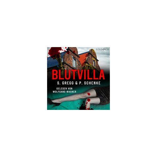 Blutvilla als Hörbuch Download von Stefanie Gregg/ Paul Schenke