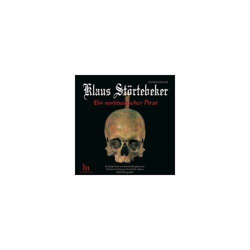 Klaus Störtebeker. CD als Hörbuch CD von Geerd Dahms