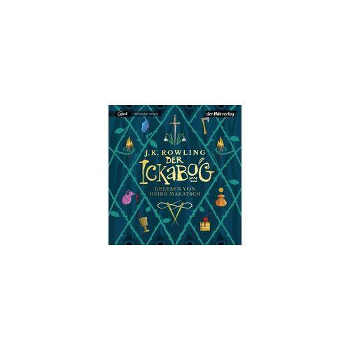 Der Ickabog als Hörbuch CD von J. K. Rowling