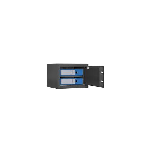 FORMAT Möbeltresor Format M 410 für 2 DIN A4 Ordner