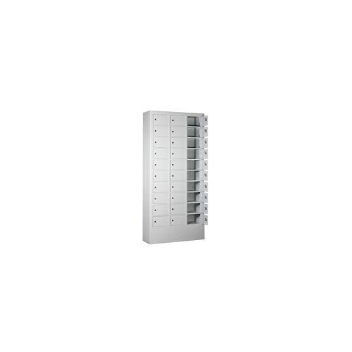 FORMAT Wertfachanlage und Schließfachanlage mit 30 Fächern