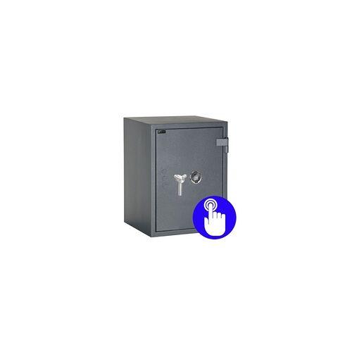 FORMAT Wertschutztresor Libra Biometrie Fingerpint VDS Klasse 0 mit FinKey