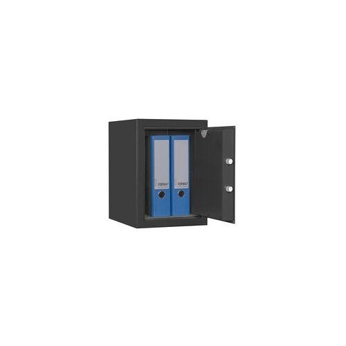 FORMAT Möbeltresor Format M 210 für 2 DIN A4 Ordner