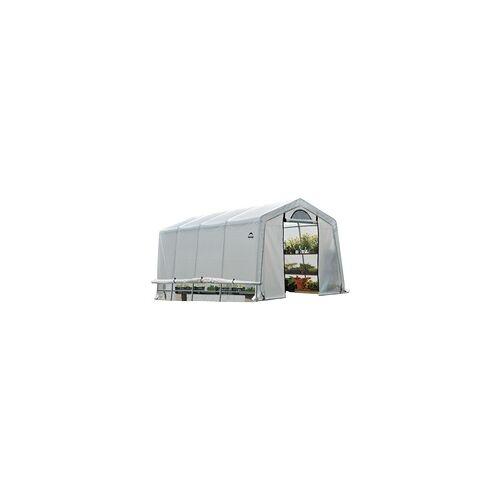 ShelterLogic Gewächshaus,weiß,18,3m²