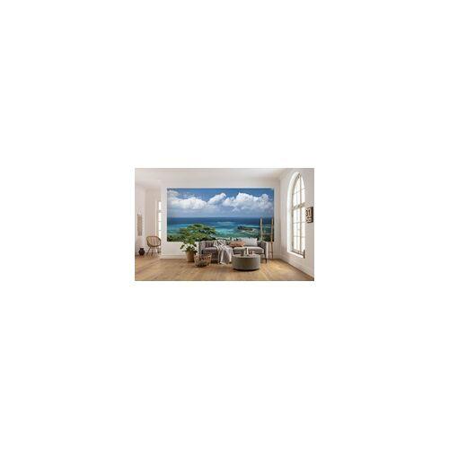 Komar Vlies Fototapete The Sea View 400 x 200 cm