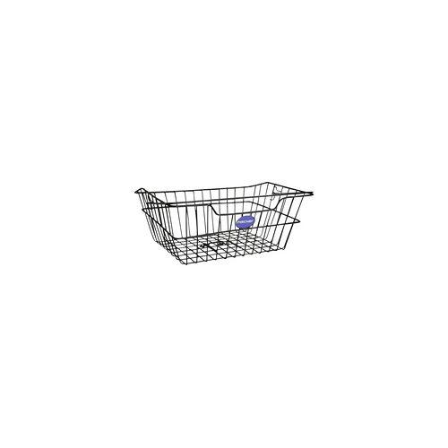 Fischer Gepäckträgerkorb Maße: (L x B x H) 310 x 420 x 180 mm