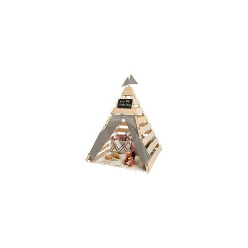 Muddy Buddy Outdoor Tipi Dreamer natur 135 x 135 x 170 cm
