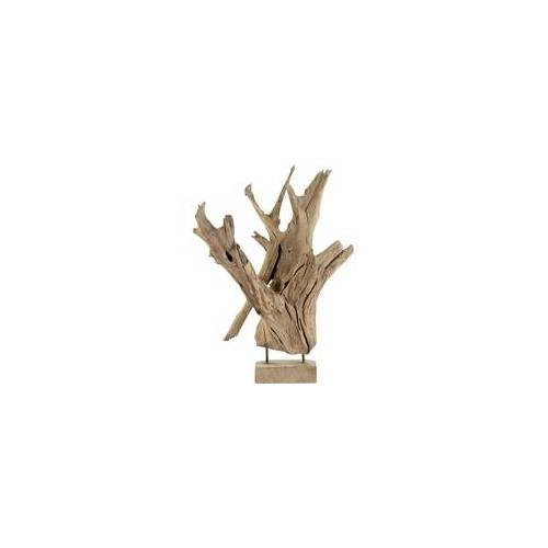 Dijk Natural Dijk Holzobjekt Teak 60-70 cm
