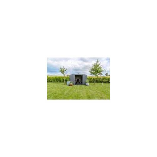 Spacemaker Metallgerätehaus 10x12 313 x 198 x 370 cm