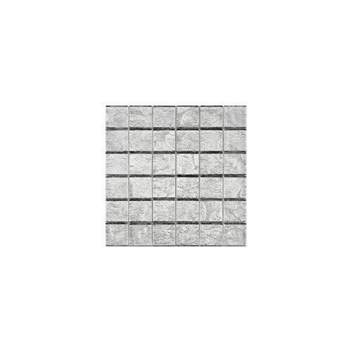 KNG Glasmosaik Maxi-Glas kristall 29,8 x 29,8 x 0,8 cm, kristall