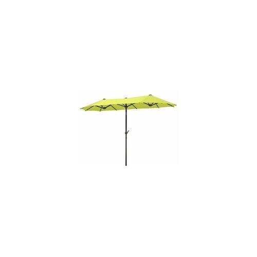 Schneider Schirme Schneider Sonnenschirm Salerno apfelgrün, 300 x 150 cm