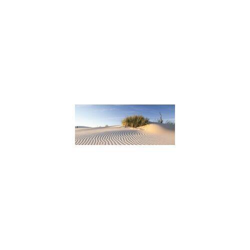 weitere Deco-Glas Bild - Sandstrand 125 x 50 cm