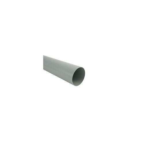 Marley Fallrohr NW 75 mm, 3 m, grau