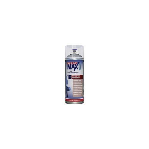 SprayMax 1K Rapid-Epoxy Grundierung grau 400 ml