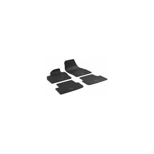 Walser Gummi Fußmatten VW Polo 2017