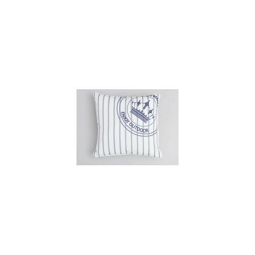 Primaster Kissen Since 45 x 45 cm, weiß