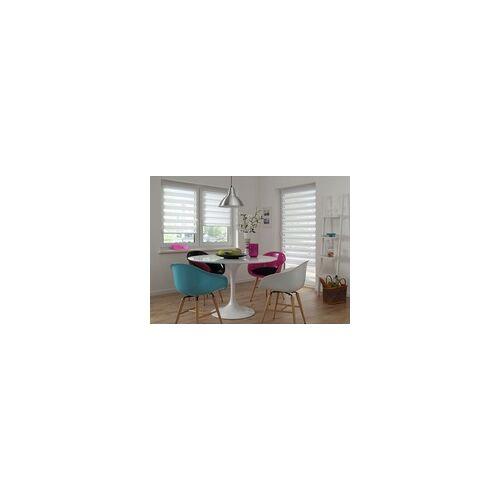 Gardinia Doppelrollo Mini weiß, 45 x 150 cm