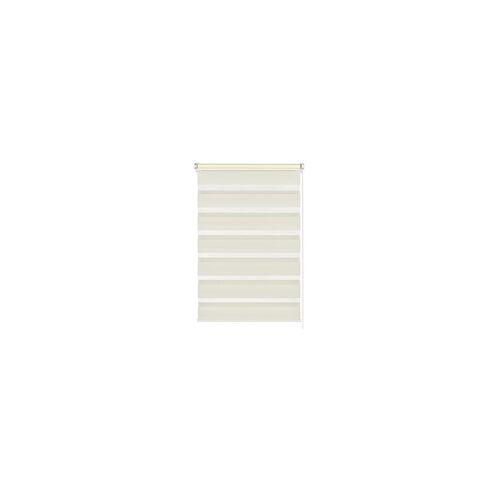 Gardinia Doppelrollo Mini creme, 100 x 150 cm