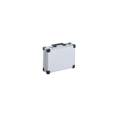 TrendLine Werkzeugkoffer 330 x 210 x 90 mm, Aluminium-Optik