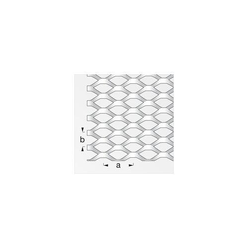 alfer Streckmetall 25 x 50 mm