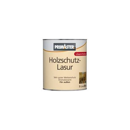 Primaster Holzschutzlasur 5L teak