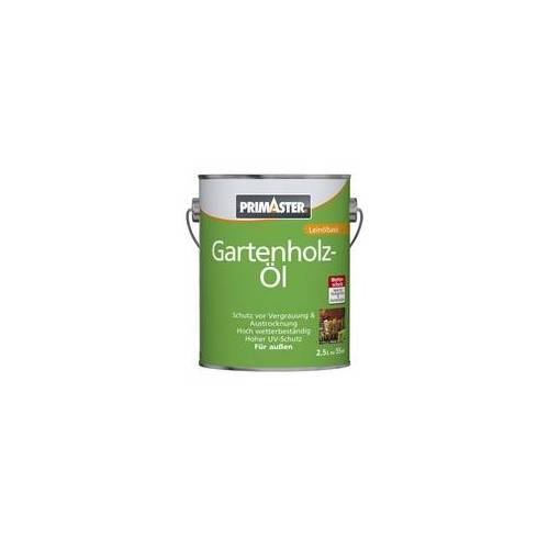 Primaster Gartenholzöl 2,5L teak