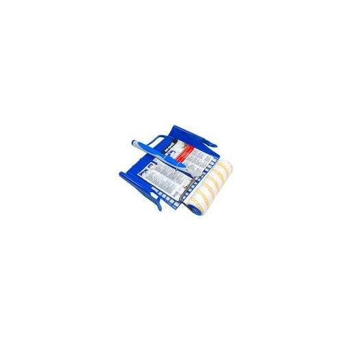 Nespoli Teleskop-Farbroller-Set Soft-Touch 25 cm, 3-teilig