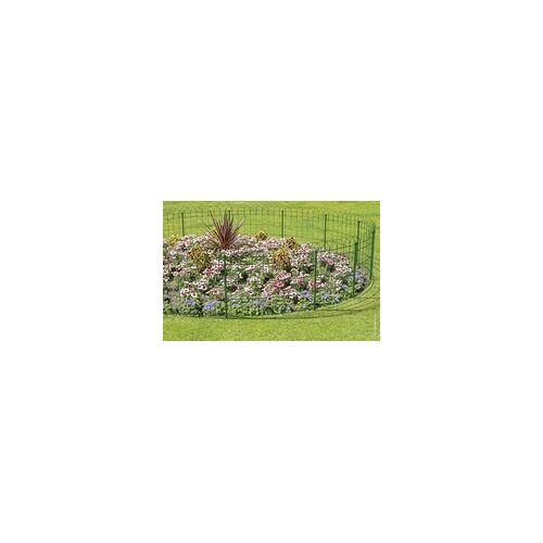 GAH ALBERTS GAH-Alberts Ziergeflecht Rondo 10m 40 cm hoch, grün