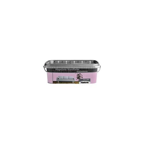 Primaster Wandfarbe Wohnambiente SF649 2,5 l, violett