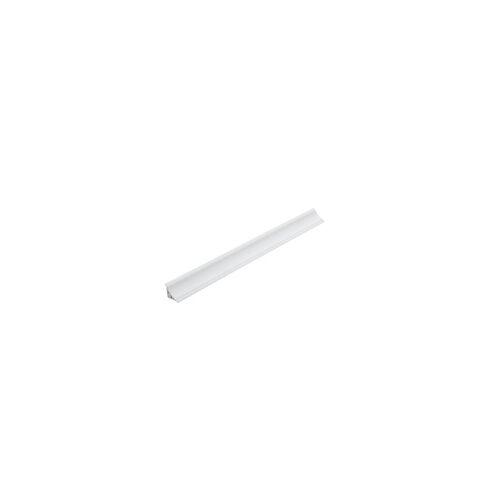 Primo Wandabschlussleiste 2600 x 14 x 14 mm, weiß
