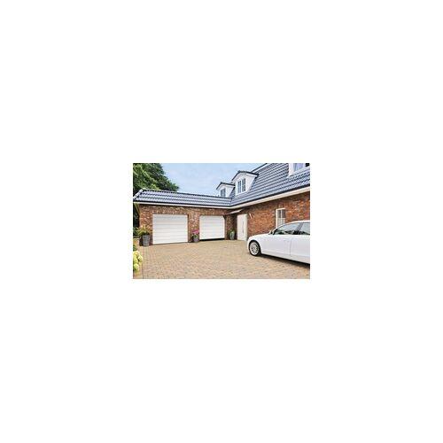 weitere Garagentor IsoMatic weiß B x H: 250 x 212,5 cm, Garagentor inkl. Antrieb