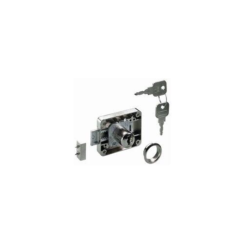Hettich Zylinder-Aufschraubschloss Zylinder Ø 19 mm Dornmaß 15-40 mm