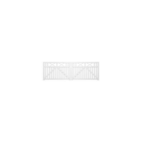 Plus Doppelzauntor Vinesse 300 x 98 cm