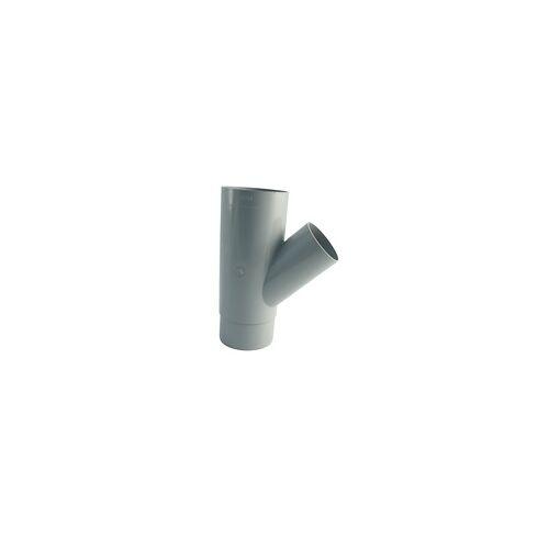 Marley Rohrabzweig NW 105/75 mm, 45, grau