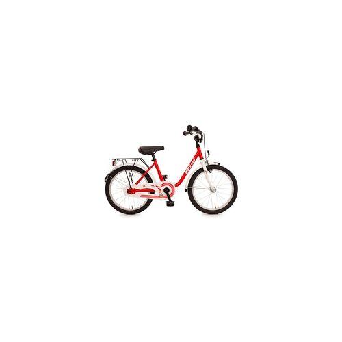 Bachtenkirch Kinderfahrrad 18 Zoll rot weiß, Bibi