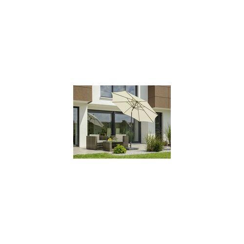 Schneider Schirme Schneider Sonnenschirm Harlem natur, Ø 270 cm