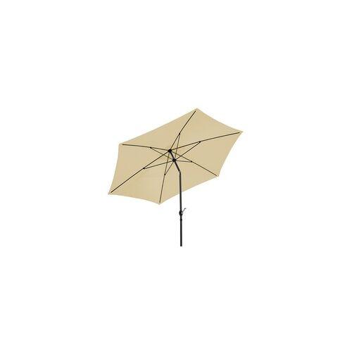 Schneider Schirme Schneider Sonnenschirm Napoli natur, 270 cm Ø