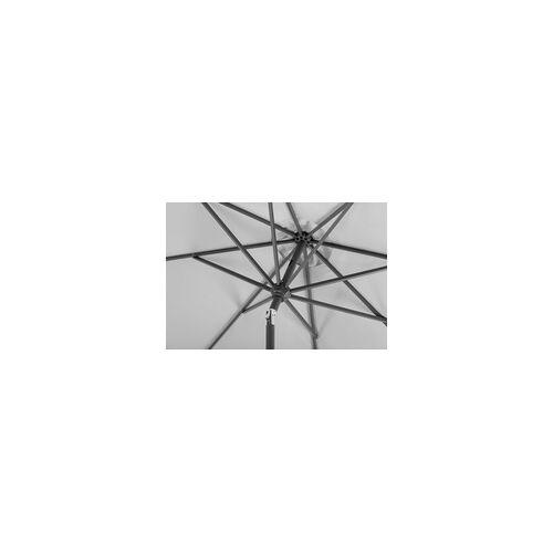Schneider Schirme Schneider Sonnenschirm Orlando silbergrau, 270 cm Ø
