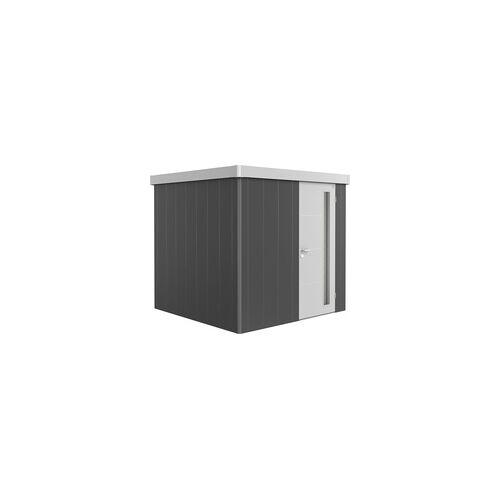 Biohort Gerätehaus Neo 2B 5,15 m2, 236 x 236 x 222 cm ( B x T x H)