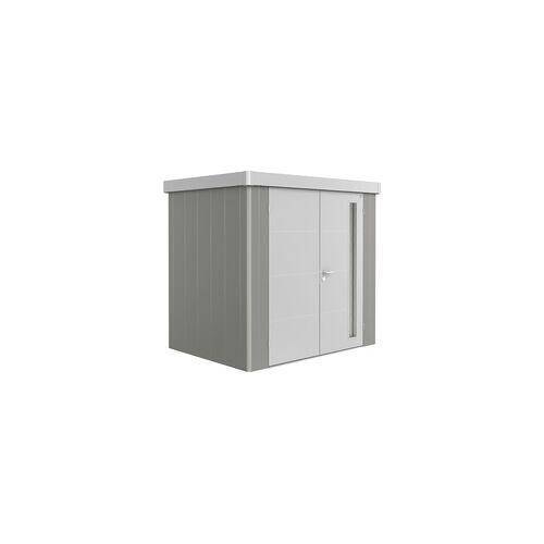 Biohort Gerätehaus Neo 1B 3,88 m2, 236 x 180 x 222 cm ( B x T x H)