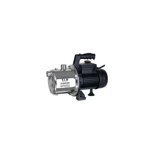 T.I.P. Gartenpumpe GP 6000 INOX 1.200 Watt, 6.000 l/h