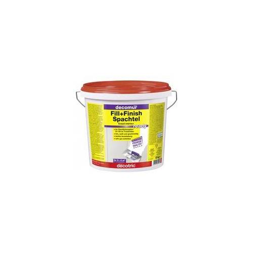 Decotric Fill+Finish Spachtel ready 6 kg