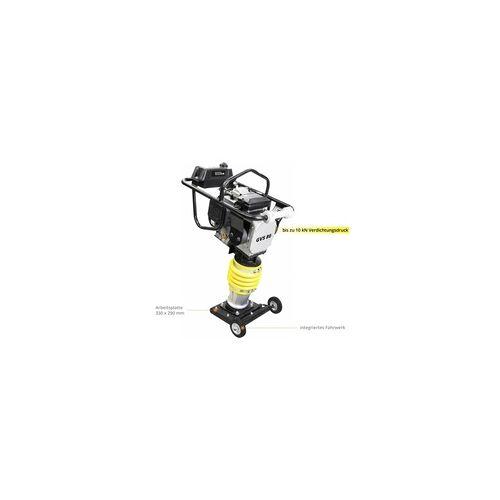 Güde Vibrationsstampfer GVS 80 4-Takt, 3,2 kW, 4,4 PS, Benzin